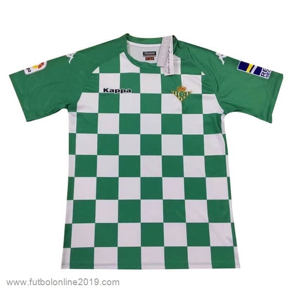 Casacas De Futbol Édition commémorative Camiseta Real Betis 2019 2020 Verde